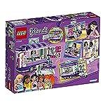 LEGO 乐高  拼插类 玩具  LEGO Friends 好朋友系列 艾玛的艺术小铺 41332 6-12岁