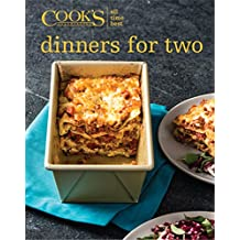 All-Time Best Dinners for Two (English Edition)