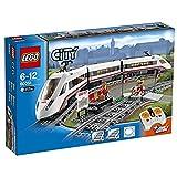LEGO 乐高 拼插类玩具 City城市系列 高速客运列车60051 6-12岁 积木玩具