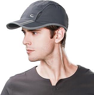 男式 UPF50速干棒球帽可折疊帽檐 free-size 太陽帽中性款 TOPEX
