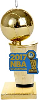 FOCO 金州勇士队 2017 NBA 冠军*杯装饰品
