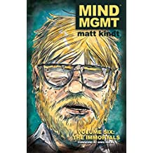 MIND MGMT Volume 6: The Immortals (English Edition)