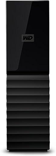 Western Digital 西部數據 6 TB My Book 桌面硬盤-黑色