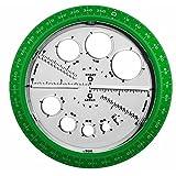 HELIX 角度和圆机 ( 36002) 2 件装