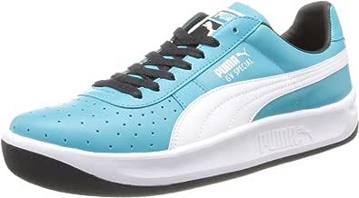 PUMA 男士 GV 特别时尚运动鞋 Bluebird/White 9