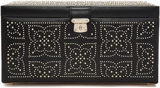 WOLF marrakesh 大首饰盒–15.25 英寸长 X 7.75 英寸高(约 38.7 x 19.7 厘米)