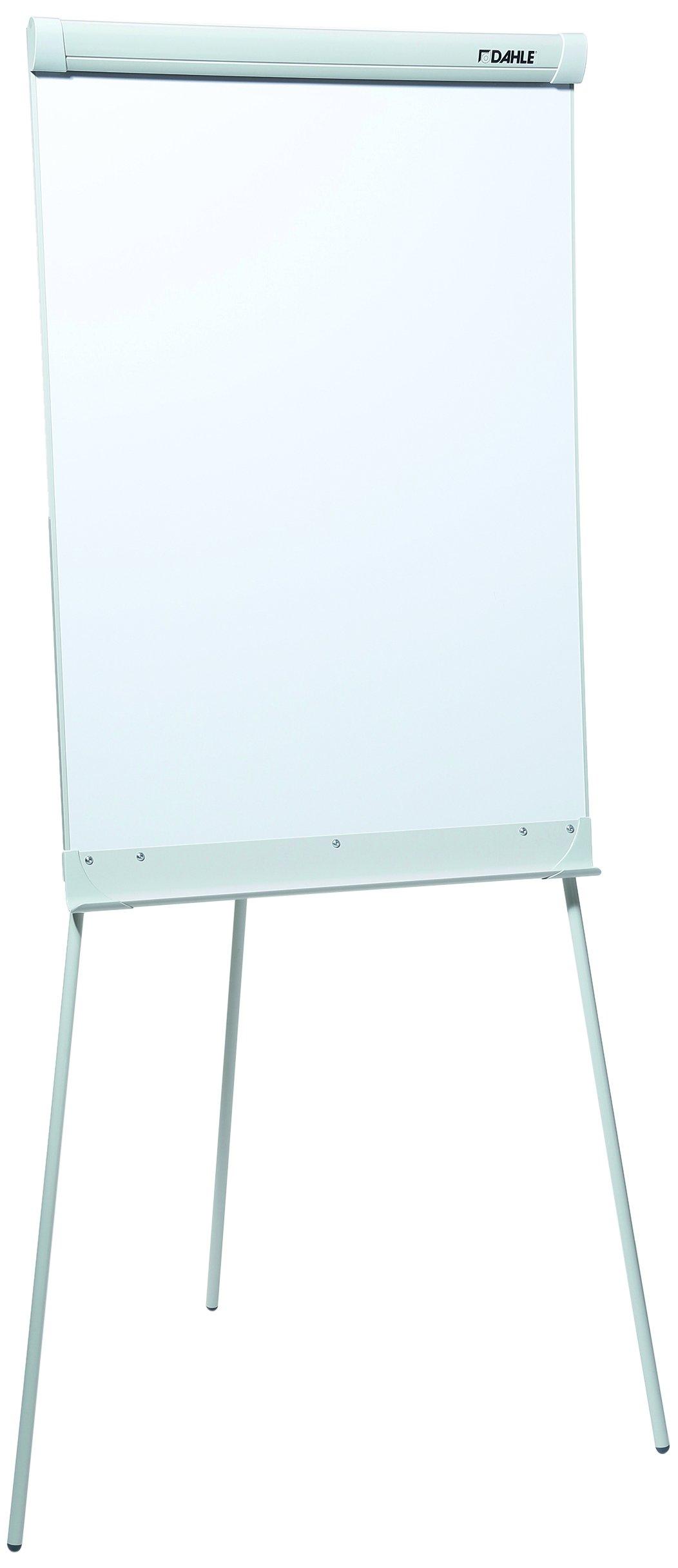 DAHLE 96010の事務用品個人フリップチャート(68×92センチメートル)グレー