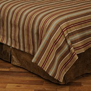 Wooded River WDK1306 76 by 80 by 15-Inch King Tailored Bedskirt