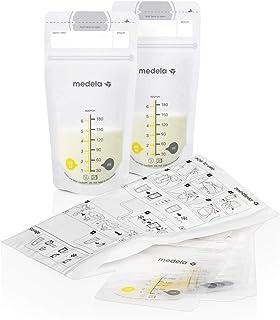 Medela Medela * 保存包 180ml 升级版 (008.0407) 保修和延长保修 透明 50枚