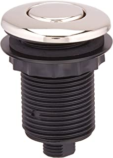 Franke WD3428PN Round Waste Disposer/Disposal Air Switch, Polished Nickel