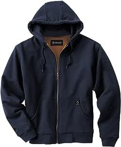 Dri-Duck Men's Crossfire Hooded Fleece Jacket