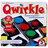 Schmidt Spiele 49014 – Qwirkle 把游戏 , 游戏年度2011