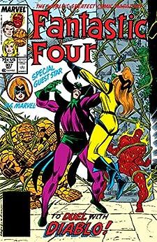 """Fantastic Four (1961-1998) #307 (Fantastic Four (1961-1996)) (English Edition)"",作者:[Englehart, Steve]"