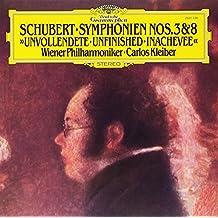 进口LP:舒伯特:第3/第8交响曲/克莱巴(黑胶唱片) SCHUBERT:SYMPHONIES NOS·3/8/CARLOS KLEIBER(LPCD) 4793190