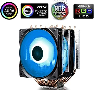 DEEPCOOL CPU Cooler NEPTWIN RGB 6 HEAT PIPES