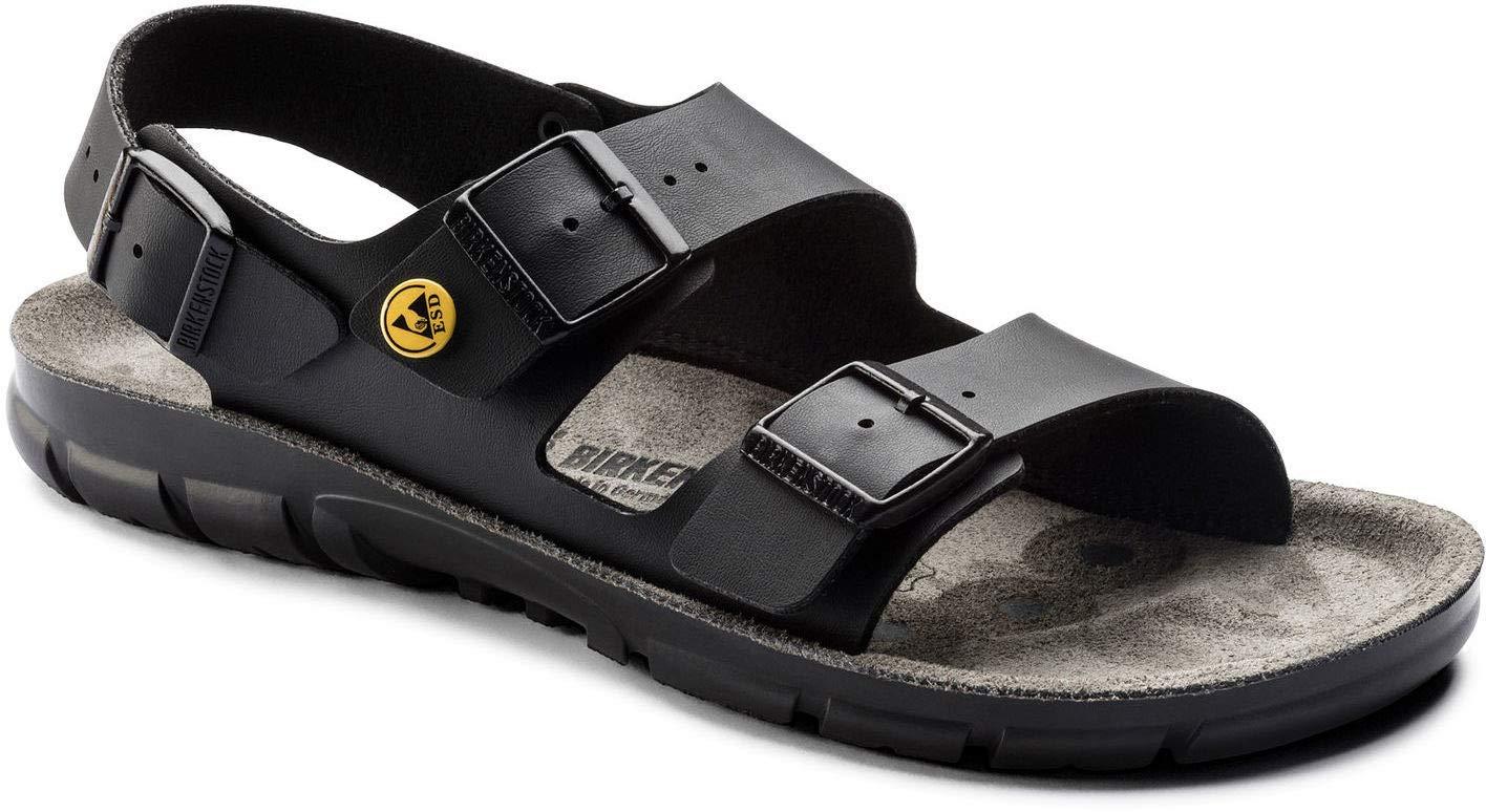 BIRKENSTOCK 勃肯 中性成人 500580 Kano ESD 女士 & 男士凉鞋,凉鞋,夏季鞋款