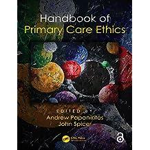 Handbook of Primary Care Ethics (English Edition)