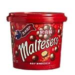 Maltesers 麦提莎 麦芽脆心牛奶巧克力(桶装)520g