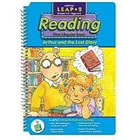 "LeapPad: Leap 2 Reading - ""Arthur and the Lost Diary"" 互动书籍和墨盒"