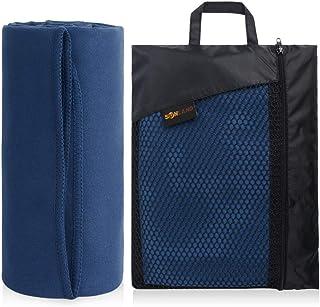 sunland 超细纤维毛巾超韧性 COMPACT 和快速 drying 旅行运动毛巾