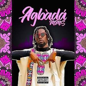 """Agbada 7.9"""" 对开式 黑色"""