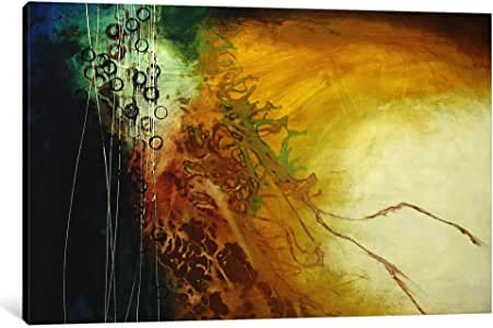 iCanvasART HOD62-1PC6 Connection Canvas Print by Heather Offord, 1.5 by 18 by 26-Inch