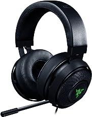 Razer 雷蛇 北海巨妖 7.1 V2头戴式电竞游戏电脑耳机耳麦 (黑色)