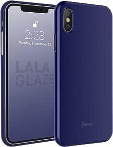 RoarKoreaiPhone Xs MAX 闪耀闪亮TPU硅胶手机壳。 享受休闲点式设计,带软气架和防滑手柄。 超薄*保护,优质贴合和轻质外壳。 *蓝