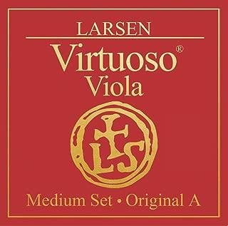 LARSEN Viola 琴弦(LVA-V-SETMEDBALL)