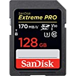SanDisk Extreme Pro Class 10 U3 SDXC 内存条SDSDXXY-128G-GN4IN 128 GB