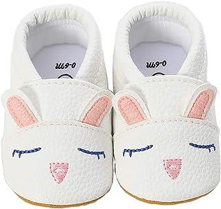 LIVEBOX 嬰兒女寶寶鞋,優質柔軟防滑蕾絲嬰兒鞋亮片學步鞋瑪麗珍皇冠公主禮服鞋適合 0-18 個月的嬰兒
