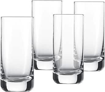 Schott Zwiesel 肖特圣维莎 121306 ConvENTION 玻璃杯套装,玻璃