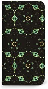 mitas iphone 手机壳954NB-0052-EM/SHL23 4_AQUOS PHONE (SHL23) エメラルド(ベルトなし)