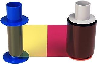Fargo HDP5600-84514 UV 色丝带 - YMCFK - 500 幅