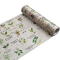 molshine washi 遮蔽胶条粘性纸胶带 DIY 装饰工艺礼品包装剪贴簿 ( 20cm x 5M )