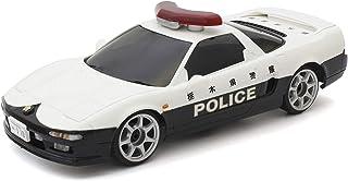 1/28比例RC First Minits系列 Honda NSX 栃木县警察总部高速公路交通机动队