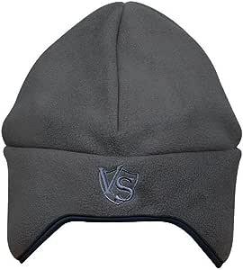 Vital Salveo 户外 3 WARM 假日礼物防风羊毛冬季耳罩无檐小便帽/骷髅头 F 灰色 BW-1203