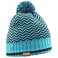 Salomon 萨洛蒙 BACK COUNTRY BEANIE Blue Bird/Black 中性 帽子 L39683700OSFA 知更鸟蓝 OSFA