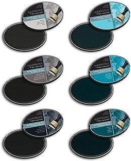 Spectrum Noir Inkpad 水活性套装 6 多种颜色
