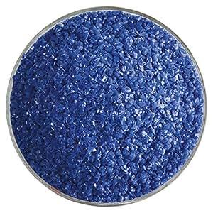 indigo blue opalescent 中号 frit–113.4gram–90COE–MADE from 靶眼玻璃