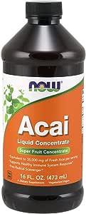 NOW Foods - Acai超级果子液体集中 - 16盎司