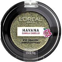L'Oreal Paris Cosmetics X Camila Cabello 哈瓦那眼影,控制,0.04 盎司 1件