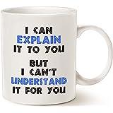 MAUAG 圣诞礼物马克杯 白色 explain mug LT explain mug