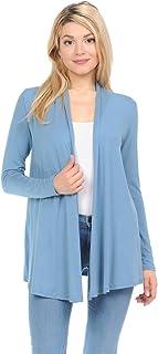Pastel by Vivienne 女式长袖针织开衫(25 种颜色以上/S-XL 码)