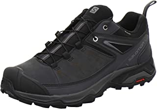 Salomon 男式 X Ultra 3 LTR GTX 徒步鞋