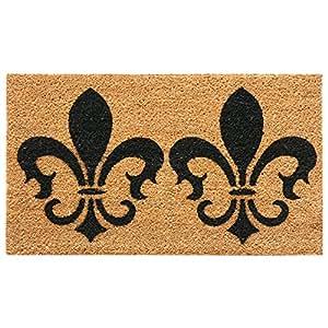 """Rubber-Cal """"Clovis Legend 法国省门垫 18 x 30"""" 10-102-025"""