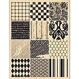 Florilèges Design fh113028 印章剪贴簿拼接材料米色 13 x 10 x 2.5 厘米