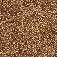 Texture Plus Indoor/Outdoor Siding Panel, Riverstone, Brown - Sample