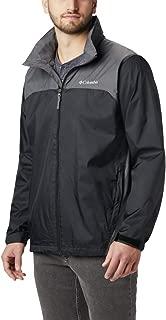 Columbia 哥倫比亞 男式 可收納成簡易包的夾克 RM2015350 綠色 S