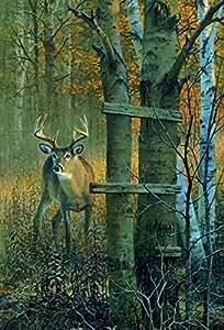 "WGI 画廊(The)Buck Stops Here 墙壁艺术 0.5"" x 12"" x 8"" WA-BSH-812"